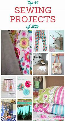 top 35 sewing projects of 2015 with tutorials