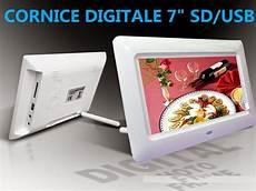 prezzo cornice digitale cornice digitale 7 quot poliici per vostro foto sd usb con