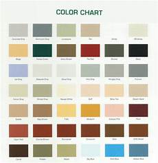 General Color Chart 5 Printable Charts Word Pdf