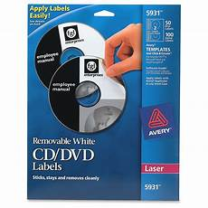 Label For Cd Template Avery Round Cd Dvd Label For Laser Printer 50 Per Pack