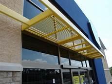 Concrete Sunshade Design Sun Shades Ametco Manufacturing