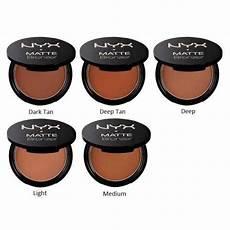 Nyx Professional Makeup Matte Bronzer Light Nyx Matte Bronzer In 2019 Dark Skin Makeup Nyx