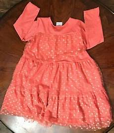 Andersson Size Chart 130 Andersson Stars Tiered Dress Girl Size 130 Us 8 Long