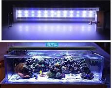 Led Black Light For Fish Tank Best 25 Led Aquarium Light 20l 5w Blue And White Lights