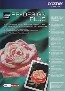 Pe Design Plus Pe Design Plus Embroidery Editing Software By Brother