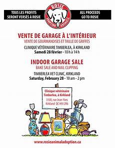 Garage Sale Poster Ideas First Indoor Garage Sale Of The Year Montreal Dog Blog