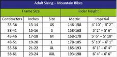 Bike Frame Size Chart Cm Bike Size Chart Compton Cycles London Brompton Folding