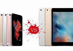 Image result for iPad Mini vs iPhone 6s Plus