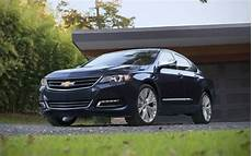 2014 Impala Light Gasket Recall 2014 2015 Chevrolet Impala Recalled For Possible Airbag Flaw
