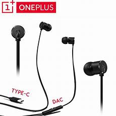 Original Oneplus Type Earphone Aryphan Polyarylate by Original Oneplus Type C Bullets Earphones 2t V2 For