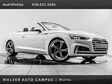 2019 audi s5 cabriolet new 2019 audi s5 cabriolet prestige convertible in wichita