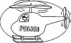 Malvorlagen Polizei Helikopter Helicopter Coloring Page Wecoloringpage
