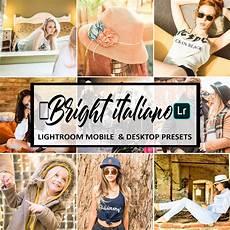 Lightroom Presets Warm Light Lightroom Mobile Presets Bright Italiano Preset