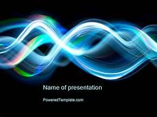 Ppt On Waves Sine Waves Powerpoint Template Authorstream