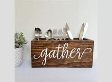Kitchen: Organize Your Silverware With Cool Utensil Caddy ? Corksandcleaver.com