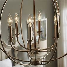 Foundry Lighting Laurel Foundry Modern Farmhouse Naomie 6 Light Candle