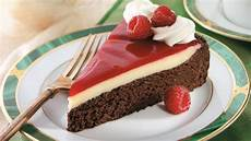 desserts raspberry raspberry glazed chocolate dessert recipe