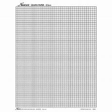 1 Square Per Inch Graph Paper Nasco Tb25361t Graph Paper 0 5cm Squares 11 X 8 1 2