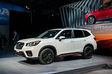 2019 subaru crossover 2019 subaru forester the crossover suv that watches you