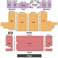Chautauqua Amphitheater Seating Chart Big Top Chautauqua Seating Chart Amp Maps Washburn