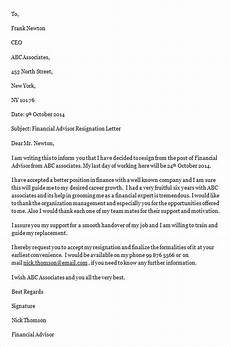 Bank Resignation Letter Free 14 Job Resignation Letter Templates In Pdf Ms Word