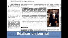 Journal Word Mise En Page D Un Journal Avec Word Youtube