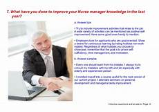 Interview Questions For Nurse Managers Top 7 Nurse Manager Interview Questions Answers