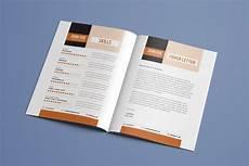 Sample Booklet Design Resume Booklet Modern Cv Professional And Creative