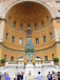 il cortile roma picture of cortile della pigna pinecone vatican rome