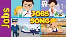 Job Club Activities Jobs Songs Kids Club English