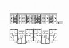 gallery of 60 social housing apartments in rive de gier