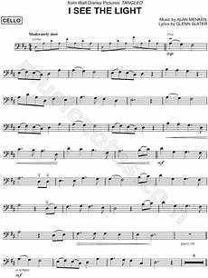 I See The Light Guitar Quot I See The Light Quot From Tangled Sheet Music Cello Solo