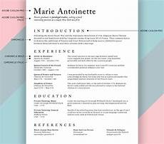 Perfect Font For Resumes What Fonts Should I Use On My R 233 Sum 233 Union Io