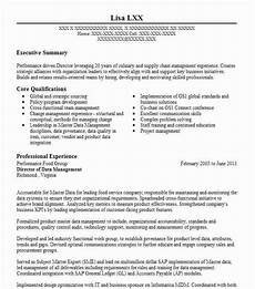 Master Data Management Resume Director Of Global Data Management Resume Example