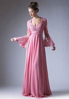 trumpet sleeve dresses for ruched bodice formal dress lace trumpet sleeves