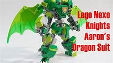lego nexo aaron s custom battle suit