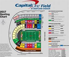 Ud Football Stadium Seating Chart Ticket Information Football Maryland Terrapins