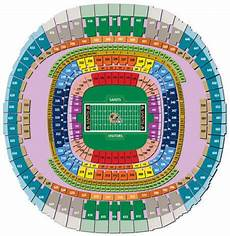 Saints Virtual Seating Chart Nfl Football Stadiums Compare Nfl Ticket Prices