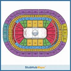 Buffalo Sabres Arena Seating Chart Keybank Center Seating Chart Pictures Directions And