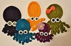 crochet applique the sequin turtle crochet octopus applique pattern