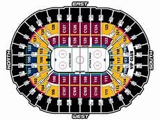 Concert Seating Chart Quicken Loans Arena Quicken Loans Seating Chart
