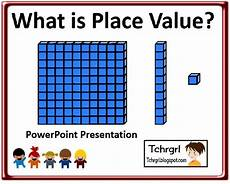 Powerpoint On Place Value What Is Place Value Powerpoint An Introduction To Why We