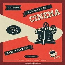 Cine Designer R2 Free Download Cinema Retr 242 Template Free Download Scaricare Vettori Gratis