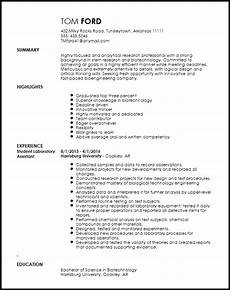 Entry Level Science Resumes Entry Level Research Associate Resume Template Resume Now
