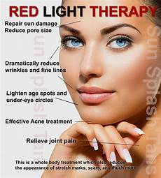 Beauty And Light Solutions Red Light Therapy Sun Splash Tans Indoor Tanning Salon