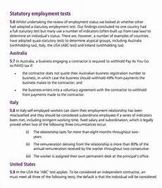 Employment Status Report Free 9 Status Report Samples In Google Docs Ms Word