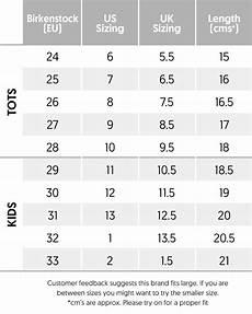 Birkenstock Size Chart In Cm Birkenstock Kids Narrow Arizona Sandal Silver Surfstitch