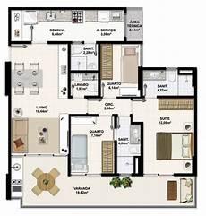 projeto apartamento 90m2 pesquisa house plans