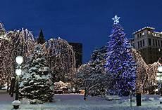 Rice Park Mn Christmas Lights Rice Park Holiday Display In Saint Paul Mn Near