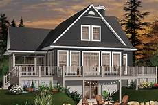 Floor Plans Of House Four Season Vacation Home Plan 21569dr Architectural